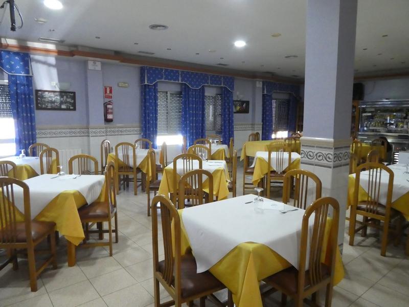 Hotel – Restaurante El Paraíso de Mágina