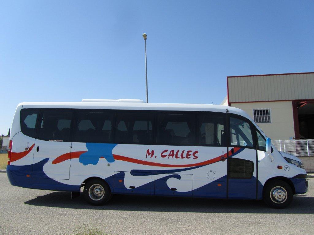 Autobuses Xauen