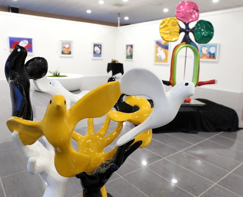 Galería de Arte GC  Art Espace