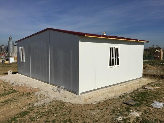 ATM Construcciones Modulares, Casetas de Obra , Viviendas Prefabricadas