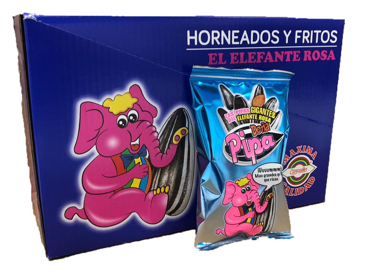 El Elefante Rosa Horneados y Fritos