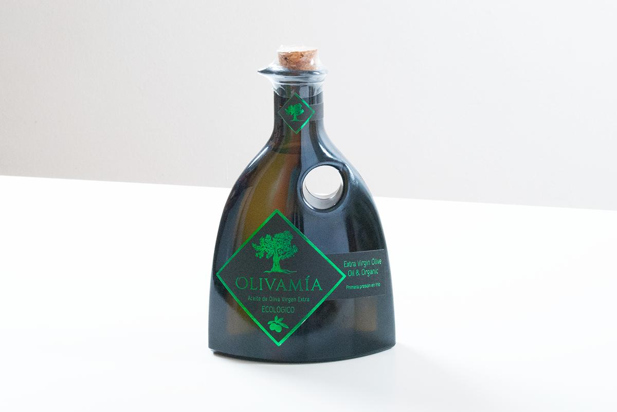 Olivamía, Aceite de Oliva Virgen Extra