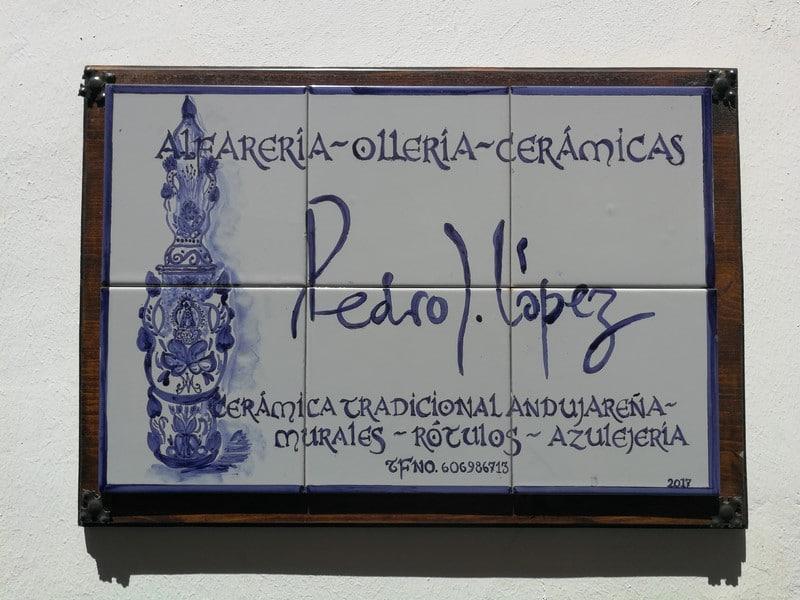Cerámicas Pedro J. López