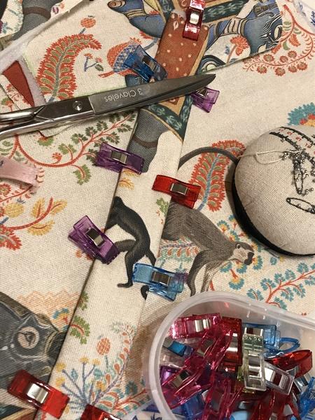 Kimoes, Bolsos y kimonos artesanales